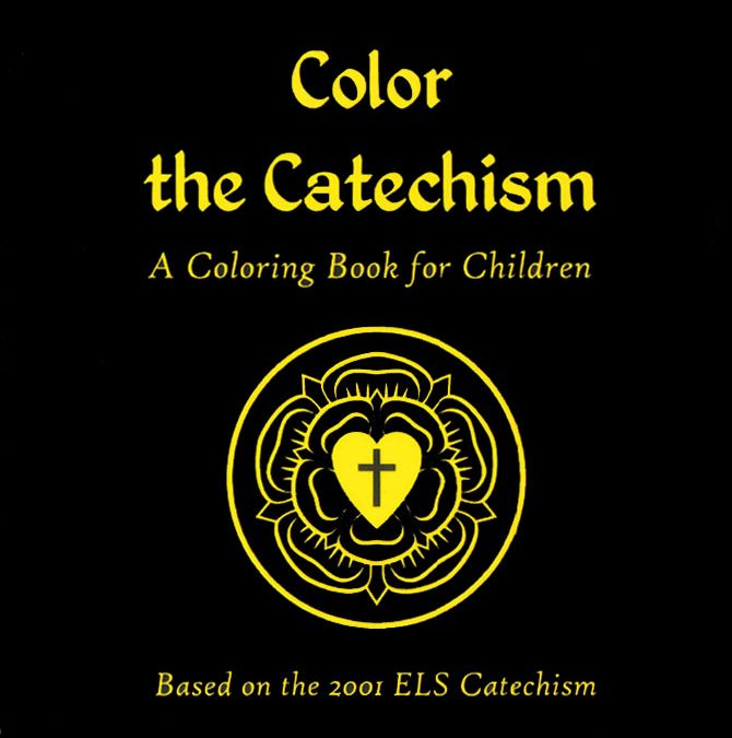 Color the Catechism